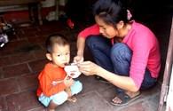 UT35: Xót thương em bé ba tuổi mang căn bệnh ung thư