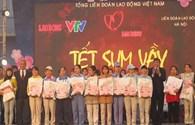 TSV: Nhắn tin TSV gửi 1405 ủng hộ công nhân nghèo về quê ăn Tết
