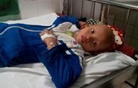 UT37: Nỗi đau của cô bé tám tuổi mắc căn bệnh hiểm nghèo
