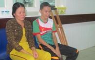 UT40: Xin cứu cậu bé 10 năm liền học giỏi mắc bệnh ung thư xương