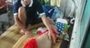UT42: Đau lòng bé trai bị mẹ bỏ rơi vì mang khối u khổng lồ