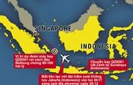 Thảm họa thứ ba của hàng không Malaysia:  Mất tích máy bay AirAsia chở 162 người