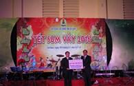 LĐLĐ tỉnh Hà Nam: Tổ chức Tết Sum vầy cho công nhân lao động