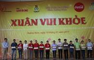 """Quảng Nam: Cùng 500 công nhân vui đón """"Tết sum vầy"""""""