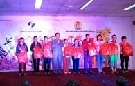 Công đoàn cơ sở Vina Kyung Seung - Tưng bừng tổ chức Tết Sum vầy 2017