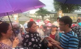 """Thái Bình: Chủ doanh nghiệp """"bỏ trốn"""", hơn 900 công nhân bơ vơ"""