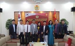 LĐLĐ tỉnh Bắc Ninh: Triển khai thỏa thuận hợp tác với Liên hiệp CĐ Bucheon Hàn Quốc