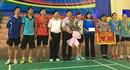 LĐLĐ tỉnh Hà Nam tổ chức giải cầu lông công nhân lao động