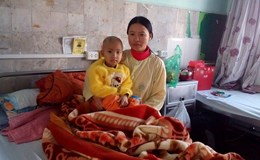 UT38: Khát khao của cô bé 5 tuổi mắc bệnh ung thư