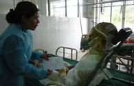 LD1626: Qũy Tấm lòng Vàng Lao Động thăm nạn nhân vụ cháy khí hầm lò tại Cty than Hạ Long