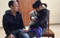 UT45: Cháu bé 4 tuổi đau đớn vì u xương cẳng chân