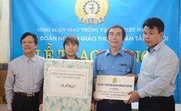 """Công đoàn Giao thông Vận tải VN: Trao """"Mái ấm công đoàn"""" cho người lao động"""