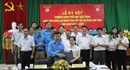 LĐLĐ tỉnh Cao Bằng ký kết chương trình phối hợp với TAND tỉnh