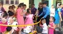 LĐLĐ tỉnh Tuyên Quang tặng đồ chơi phát triển thể chất - trí tuệ cho trường mầm non