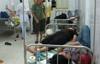 Hải Phòng: 124 người nhập viện vì ngộ độc thực phẩm