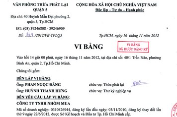 """Sếp của Nhóm Mua trở lại Việt Nam đòi """"trả lại danh dự"""""""