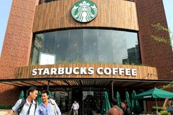 Starbucks khai trương cửa hàng đầu tiên tại Việt Nam