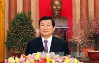 Chủ tịch Nước: Cả nước đồng lòng gắng sức, nhất định thành công
