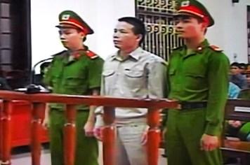 HĐXX tuyên án Đoàn Văn Vươn và các đồng phạm