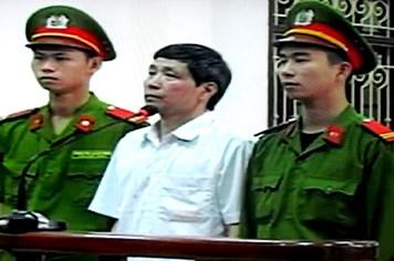Nguyên Phó Chủ tịch huyện Tiên Lãng chịu án 30 tháng tù