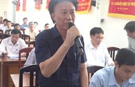 """Tàu vỏ thép hư hỏng tại Bình Định: Giám đốc Cty TNHH Đại Nguyên Dương giải thích lý do... """"mất tích"""""""