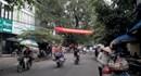 Phân luồng đường tạm phục vụ thi công nút giao Văn Cao – Thụy Khuê