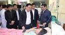 Bí thư Thành ủy Hà Nội yêu cầu chữa trị tốt nhất cho bệnh nhân bị tai nạn do vụ nổ tại Hà Đông