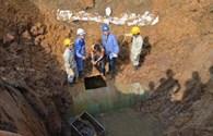 Kiến nghị tạm dừng  ký kết hợp đồng với nhà thầu cung cấp vật tư ống nước sông Đà