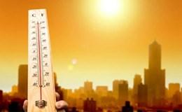 Lại thêm đợt nắng nóng gay gắt trên diện rộng