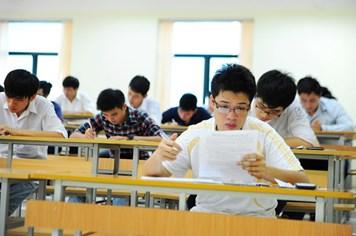 Bộ GDĐT khẳng định đề thi toán không có sai sót