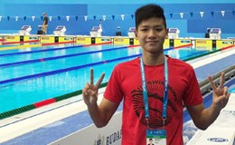 """Lùm xùm """"có một, không hai"""" ngay trước ngày tuyển bơi dự SEA Games 29"""