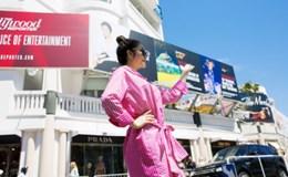 Phía Cannes nói gì về việc Lý Nhã Kỳ xuất hiện trên pano ở LHP Cannes?