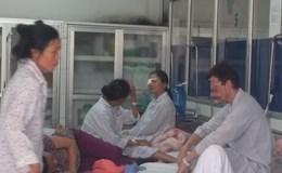 Thầy giáo người Bỉ có nguy cơ bị mù mắt vì ngộ độc rượu methanol ở Hà Nội