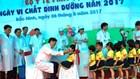 Tình trạng thiếu vi chất dinh dưỡng ở Việt Nam đáng lo ngại