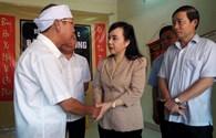 Bộ trưởng Bộ Y tế chia buồn với gia đình nạn nhân trong sự cố chạy thận