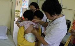 """Cao điểm sốt xuất huyết: 6 bệnh nhi """"ùn ùn"""" nhập viện cấp cứu trong 1 đêm"""