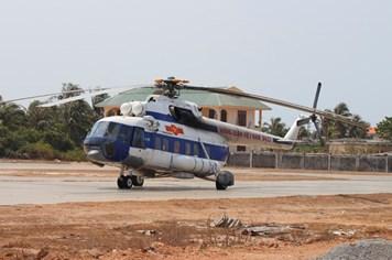 Tổng tham mưu trưởng Đỗ Bá Tỵ trực tiếp chỉ đạo việc tìm kiếm máy bay rơi
