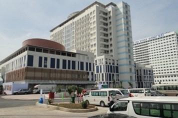 Bệnh viện đa khoa Đồng Nai phẫu thuật miễn phí cho các bệnh nhân nghèo