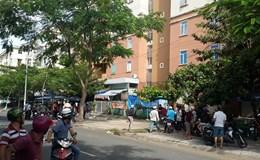 Điều tra vụ một người đàn ông rơi từ tầng 5 chung cư cũ tại Biên Hòa