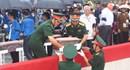Truy điệu các liệt sĩ được tìm thấy trong hố chôn tập thể tại sân bay Biên Hòa