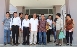 UBND tỉnh Bà Rịa-Vũng Tàu bị khởi kiện vì ra quyết định thu hồi đất