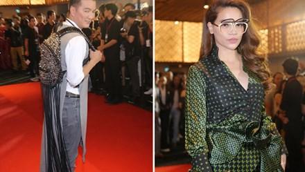 Mặc scandal, Đàm Vĩnh Hưng, Hà Hồ sành điệu đi xem show thời trang
