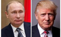 Trump và Putin điện đàm một tháng sau vụ Mỹ không kích Syria
