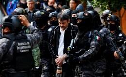 """""""Cánh tay phải"""" của trùm ma túy Mexico El Chapo bị bắt"""