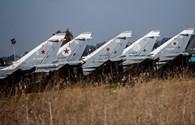 Không quân Nga ngừng hoạt động tại vùng an toàn Syria