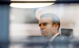 Ứng viên Tổng thống Pháp Macron bị hack email trước ngày bầu cử