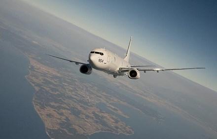 Nga chặn đứng máy bay do thám của Mỹ trên vùng Biển Đen - ảnh 1