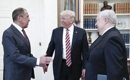 Nga phủ nhận Trump tiết lộ tin tức tuyệt mật cho Ngoại trưởng Nga
