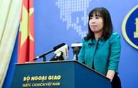 Việt Nam lên tiếng về việc Triều Tiên thử tên lửa ngày 14.5