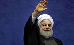 Tổng thống Iran tái đắc cử với chiến thắng áp đảo